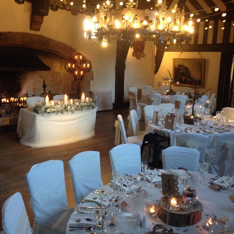 Samlesbury Hall Wedding Singer Pianist Acoustics by Kate